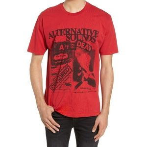 (NWT) THE KOOPLES Alternative Sounds Graphic Tee
